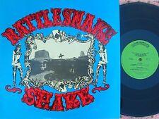 Rattlesnake Shake ORIG OZ ST EP NM '90 Sons of Radio Birdman Detroit Rock