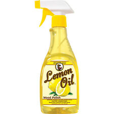 Lemon Oil Wooden Furniture Polish Wood Cleaner by Howard Products Spray Bottle