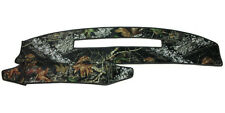 NEW Mossy Oak Camouflage Tailored Dash Mat Cover / Fits: 88-94 GM TRUCKS & SUVS