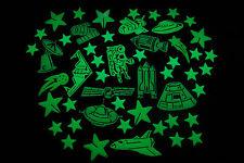 50+ Piece Glow in the Dark Stars Astronaut Set
