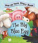 The Big Blue Egg, , Very Good Book