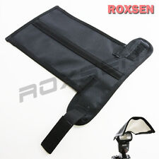 Collapsible Flash Light Bounce Reflector Diffuser for Canon Nikon Sigma 1 wire