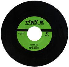 "BIG TINY KENNEDY & HIS ORCHESTRA  ""COUNTRY BOY""    R&B"