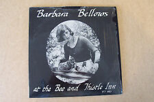 rare LP vinyl record - Barbara Bellows at the Bee and Thistle Inn, Old Lyme CT