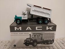 First Gear 1/34 LaFarge Heavy Duty Mack Dump Truck