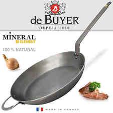 de Buyer - Mineral B Element - runde Eisenpfanne 36 cm