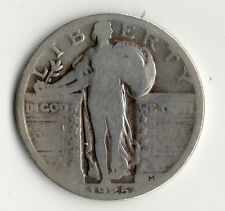 USA @ RARE QUARTER DOLLAR EN ARGENT DES ETATS UNIS DE 1925 @ LIBERTY @ SILVER !!
