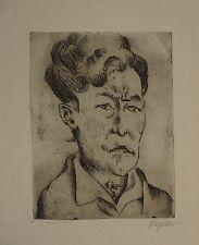 EXPRESSIONIST agosto Wilhelm Dressler 1886 - 1970-testa di donne-Portrait Women
