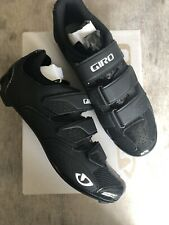 Giro Womens Techne Road Shoes Black 41