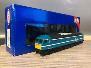 Heljan Class 47 47714 Anglia Railways 4662 OO Gauge
