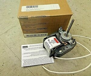 NEW DAYTON CWSE FAN/BLOWER MOTOR 4M079D 1/70HP 3000RPM 120V CLASS B