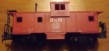 Vintage Ho Train- Roco Austria B&O C294 Caboose Car
