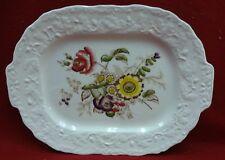 "MASON'S china FRIARSWOOD pattern Oval Serving Platter - 12-1/4"""