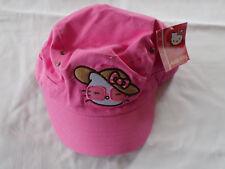 NWT Girl's 4/6X Hello Kitty Sanrio Pink Ball Cap