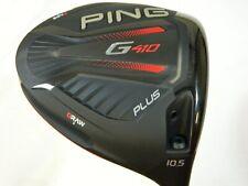 2019 Ping G410 Plus 10.5* Driver Ping Alta CB Red 55 Regular flex g-410 RH Used