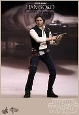 Hot Toys MMS261 Star Wars: Episode IV A New Hope 1/6th scale Han Solo Figure