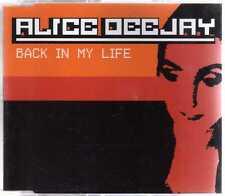 Alice Deejay - Back In My Life - CDM - 2000 - Eurodance Danski & DJ Delmundo