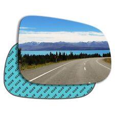 Volvo V50 2010 - 2012 right driver off side convex mirror glass 131RS