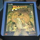 Vintage 1981 Release On CED Raiders Of The Lost Ark RCA SelectaVision VideoDisc picture