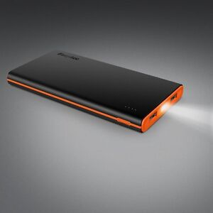EasyAcc 10000mAh Power Bank External Battery Portable Charger For iPhone Android