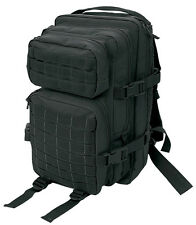 US Army Assault Pack Rucksack Groß Kampfrucksack schwarz 50 ltr. Liter L BW