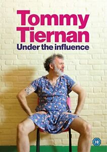Tommy Tiernan Under the Influence - DVD