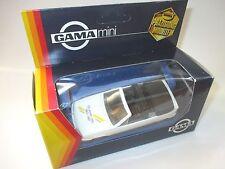 "Opel Kadett GSi Cabrio Cabriolet ""125 Jahre Opel 1862-1987"", GAMA in 1:43 boxed!"