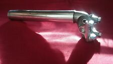 VINTAGE CAMPAGNOLO TWIN BOLT 27.2MM SEATPOST.