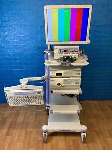 Olympus OTV-S7 Pro HD Laparoscopy Complete Tower