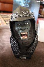 Planet of the Apes Attar Bust Gorilla Warrior Statue NIB