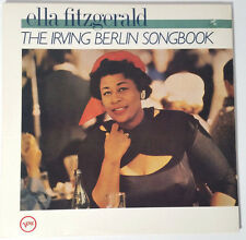 Ella Fitzgerald Verve Jazz GF 2 Lp Set  ~ The Irving Berlin Songbook ~ VG+ / VG