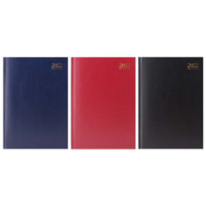 2022 Tallon Diaries - A4, A5 Page a Day and Week to View, Slim and Pocket too