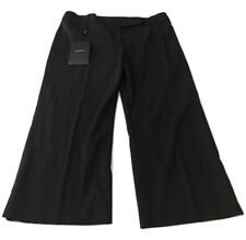 NWT DOLCE & GABBANA 44 8 pants Italy cropped cuffed slacks trousers capris $595