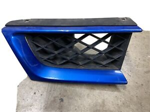06 07 Subaru Impreza Wrx Right Passenger side grill assembly OEM WRB