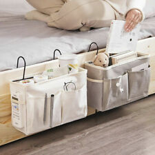 Bed Bedside Tidy Organiser Storage Holder Cabin Shelf Bunks Pocket Chair Bag