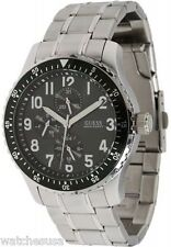 Guess Men's Geared for Adventure Green Dial Multi-function Watch U13604G2