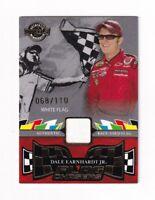 2006 High Gear FLAG CHASERS WHITE FLAG #FC3 Dale Earnhardt Jr. BV$25! #068/110!