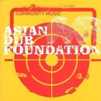 Asian Dub Foundation Community music (2000) [CD]