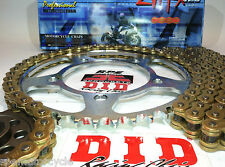 Suzuki GSX1300R Hayabusa 1999-07 DID Zvmx Chain and Sprockets Kit