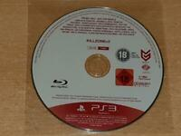 Killzone 3 PS3 Playstation 3 Rare Promo Disc Full Game **FREE UK POSTAGE**