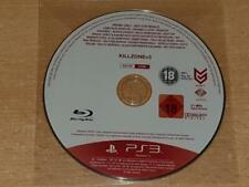 Killzone 3 PS3 Playstation 3 Rare Promo Disc Full Game **FREE UK POSTAGE**