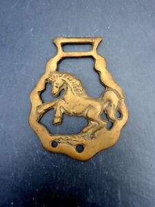 alter Flaschenöffner Kapselheber Pferd Hengst Messing 9 cm tolles Sammlerstück