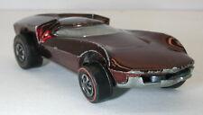 Redline Hotwheels Brown 1969 Turbofire oc10356