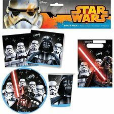 Star Wars Party Supplies Classic Party Pack Of 40 Pieces Genuine Licensed