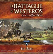 Le Battaglie di Westeros, Un Gioco Battlelore, Nuovo by Stupor Mundi, Italiano