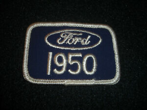 Vintage Ford 1950 Patch
