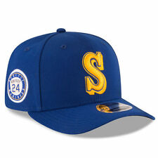 Ken Griffey Jr. New Era Seattle Mariners Adjustable Hat - MLB