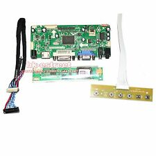 HDMI+DVI+VGA LCD Controller Board for 1280x800 Laptop Screen LTN154X3-L03 @USA