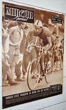 MIROIR SPRINT N°172 1949 CYCLISME GD PRIX NATIONS CHARLES COSTE COPPI FOOTBALL