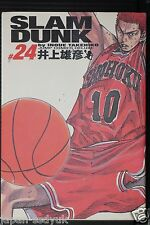JAPAN Takehiko Inoue manga: Slam Dunk Complete Edition vol.24